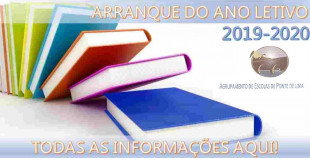 Arranque do Ano Letivo 2019-2020