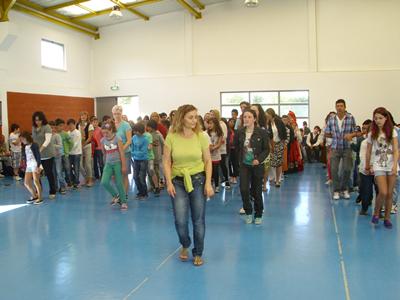comenius dança