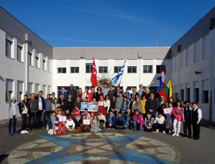 "Projeto Erasmus+ ""Surfing our Roots"""